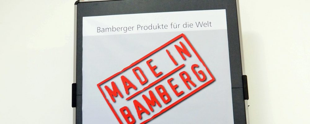 Bamberger Produkte für die Welt