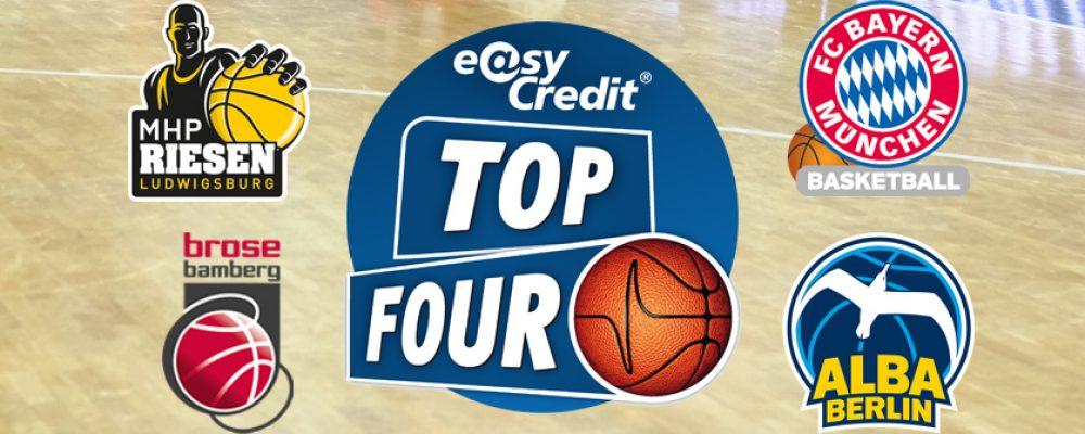 easyCredit BBL-Top Four: Der erste Titel ist zum Greifen nah