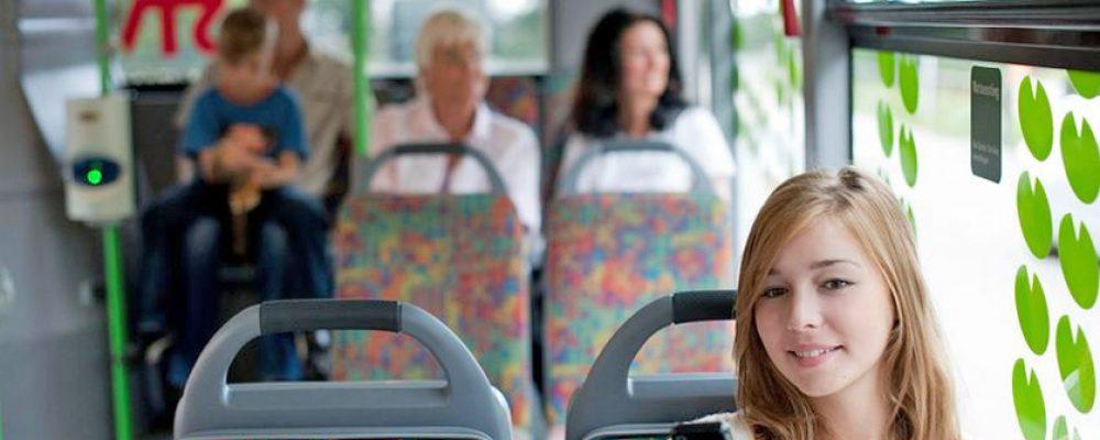 Testphase: Videoüberwachung in Bamberger Bussen