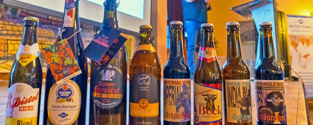 Doppeltes Jubiläum bei Bierquerdenkern
