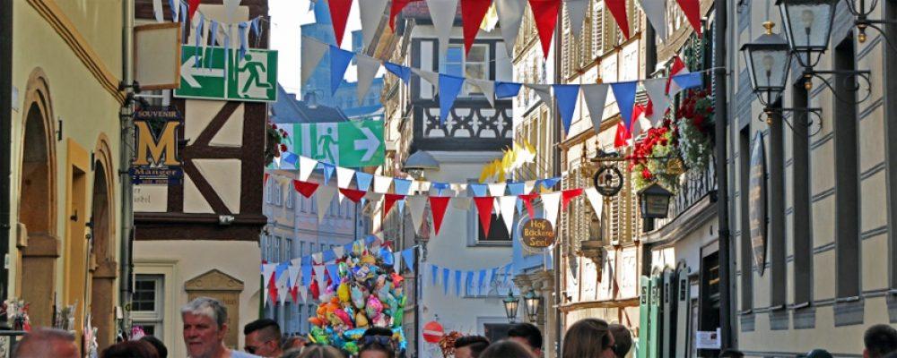 Stadt Bamberg beteiligt sich an Sandkerwa