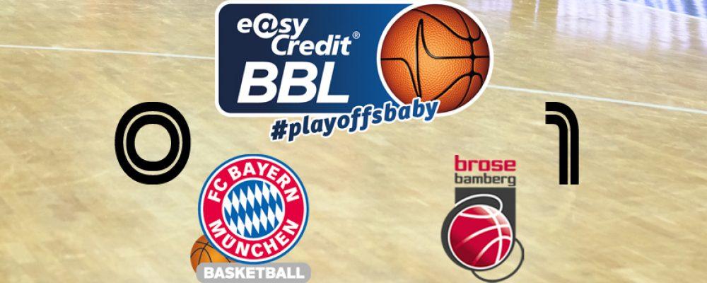 Halbfinale zwei: Brose erwartet Reaktion der Bayern