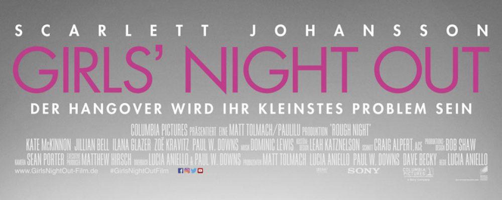 Kinotipp der Woche: Girls' Night Out