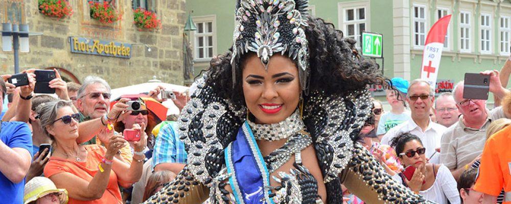 Samba in Coburg