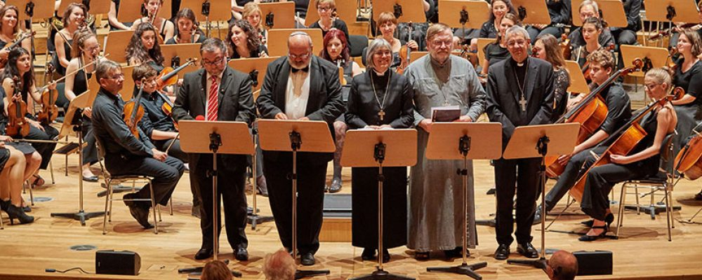 Konzert für den Frieden ein voller Erfolg