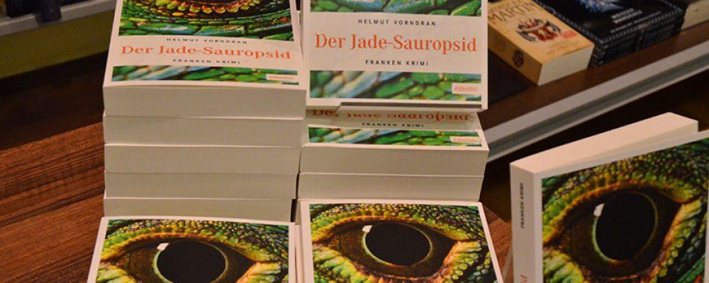 """""""Der Jade-Sauropsid"""": Helmut Vorndran liest aus neuem Buch"""