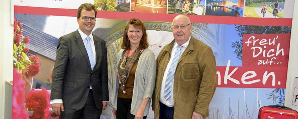 Bürgermeister Dr. Lange neuer TVF-Schatzmeister