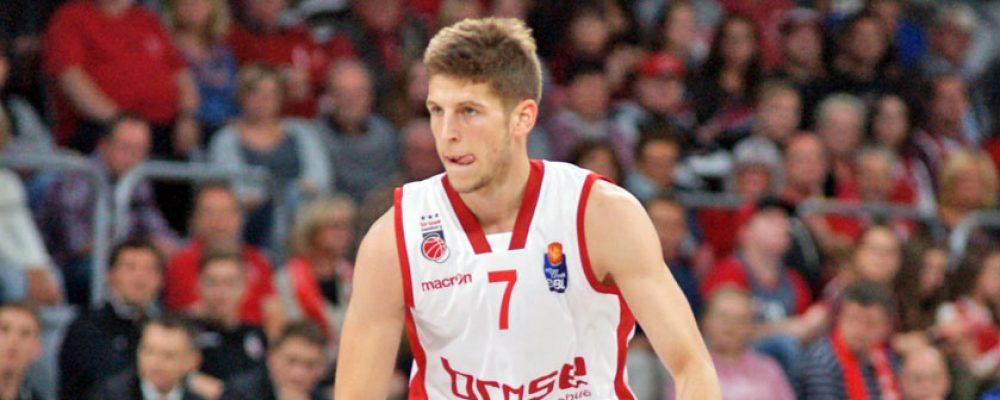Brose-Spieler Aleksej Nikolic ist Europameister