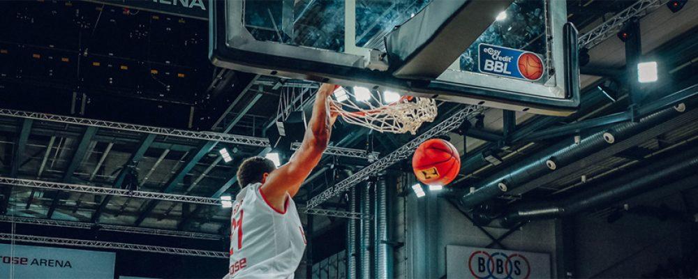 Brose Bamberg gewinnt in Gießen