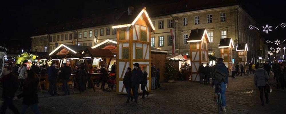 Bamberg wird wieder zur Weihnachtsstadt