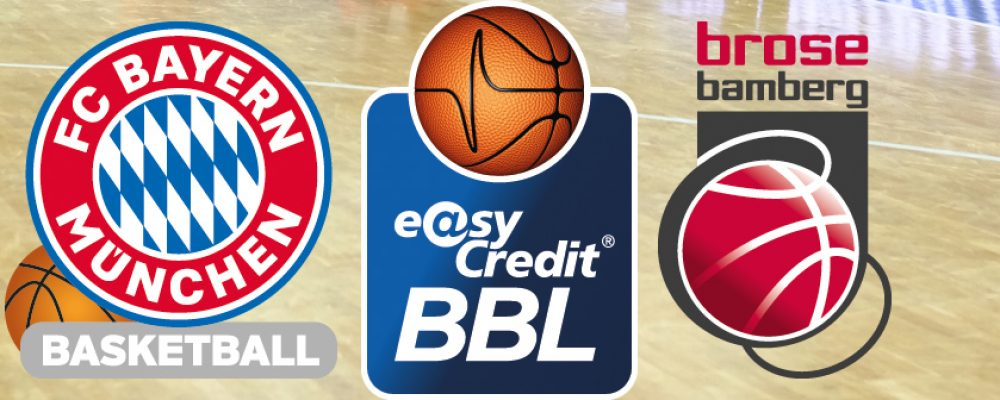 Spitzenspiel in der BBL: Bamberg reist zum Südschlager nach München