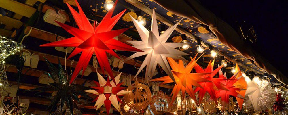 Feierliche Eröffnung des Bamberger Weihnachtsmarktes