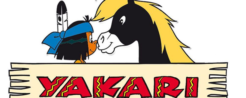 Yakari und Kleiner Donner