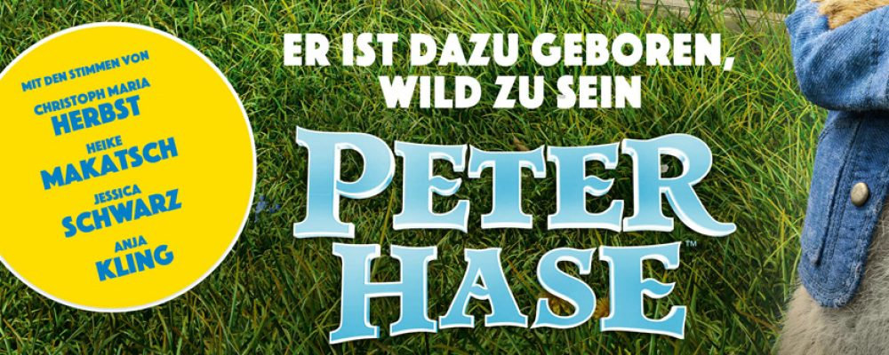 Kinotipp der Woche: Peter Hase