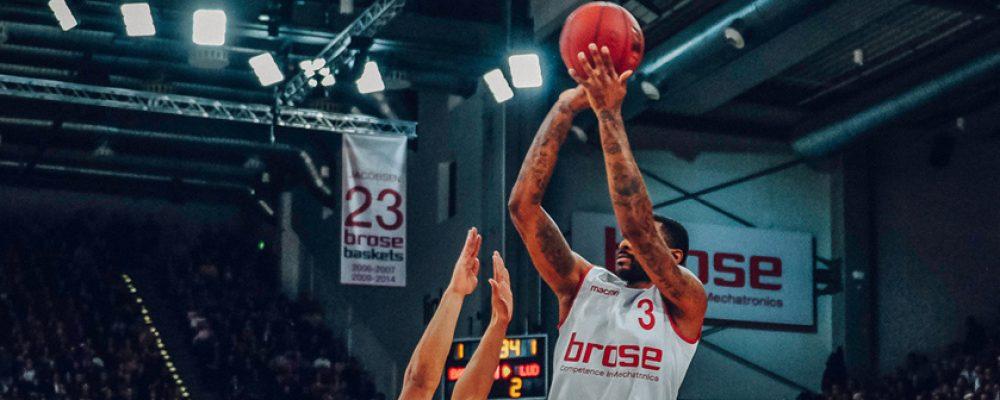 Wright sei Dank: Brose holt wichtigen Sieg gegen Bremerhaven