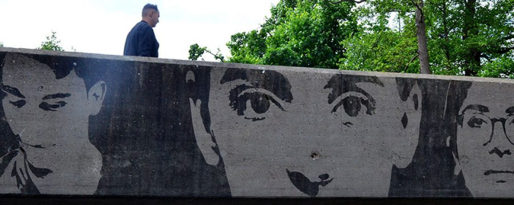Kunst an der Unteren Brücke