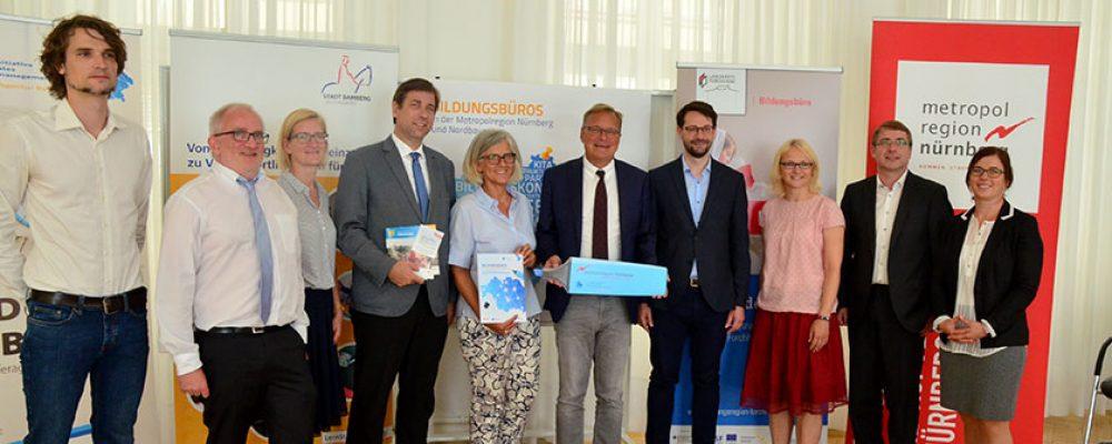 """""""Kommunen der Metropolregion Nürnberg investieren in Bildung"""""""