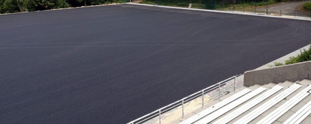 Generalsanierung des Sportzentrums Gaustadt liegt im Zeitplan