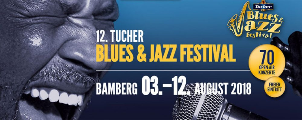 12. TUCHER Blues- & Jazzfestival