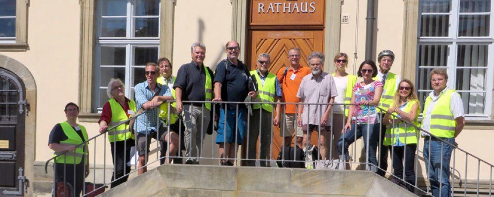 ARGE Fahrradfreundliche Kommunen: Bamberg auf dem Weg zur Mitgliedschaft