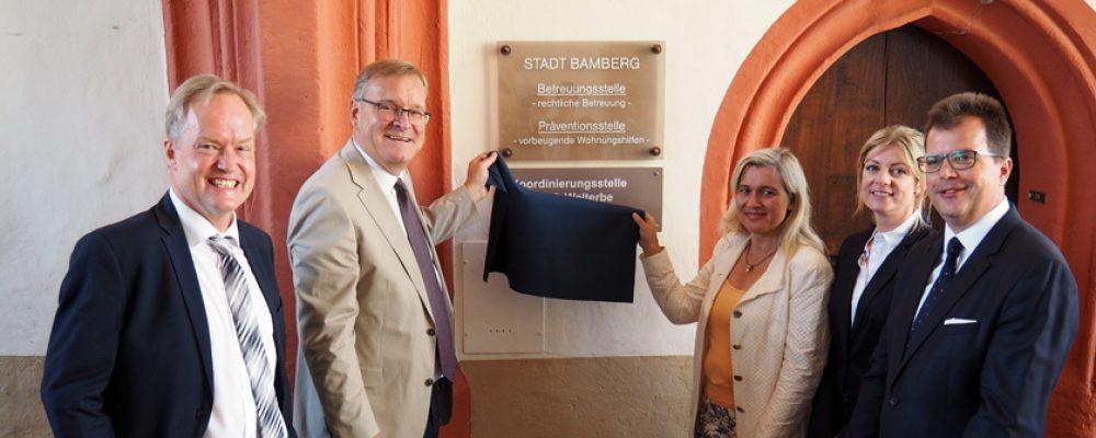 Bayerische Welterbekoordination in Bamberg
