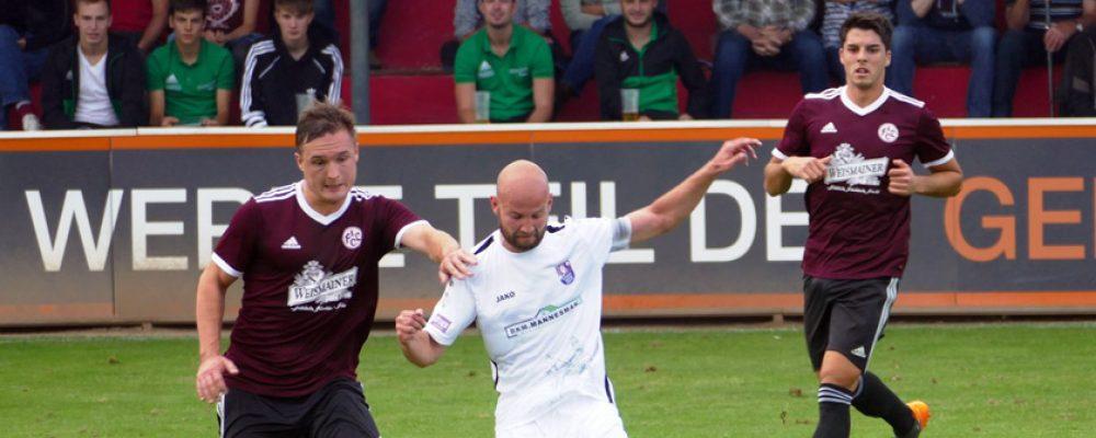 Trikot-Werbepartner für die Landesligafußballer