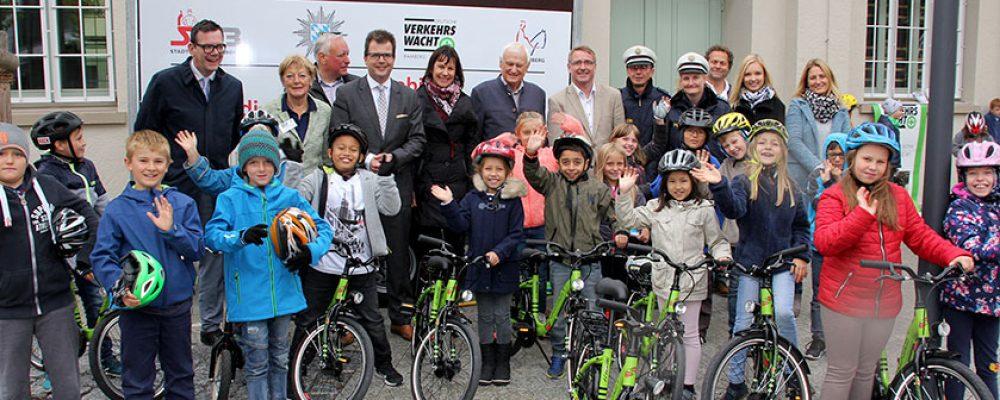 Ausleihbares Fahrradmobil vorgestellt