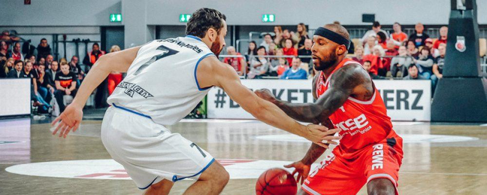 Brose Bamberg gewinnt gegen Jena