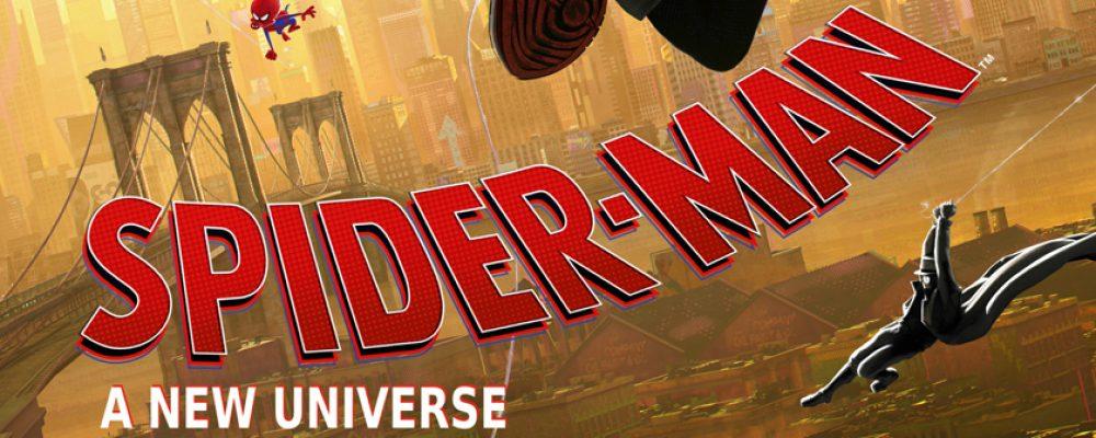 Kinotipp der Woche: Spider-Man: A New Universe