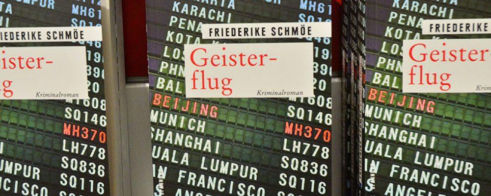 Es kann jeden treffen! Friederike Schmöe liest auf ihrem neuen Thriller