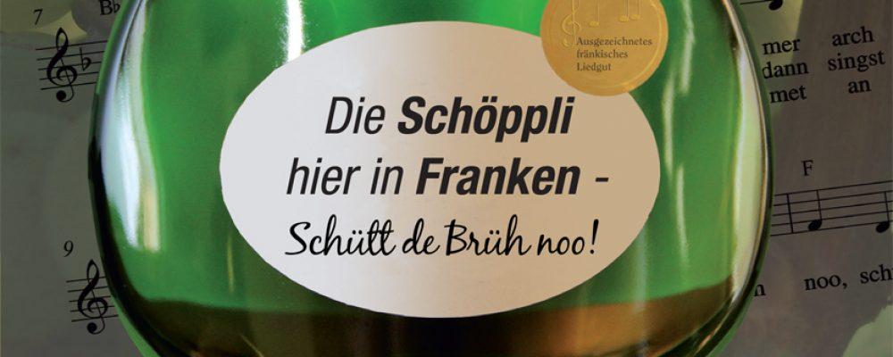 """""""Schütt de Brüh noo"""" – Eine neue Frankenhymne"""