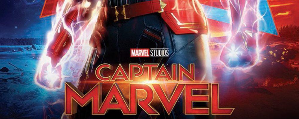 Kinotipp der Woche: Captain Marvel