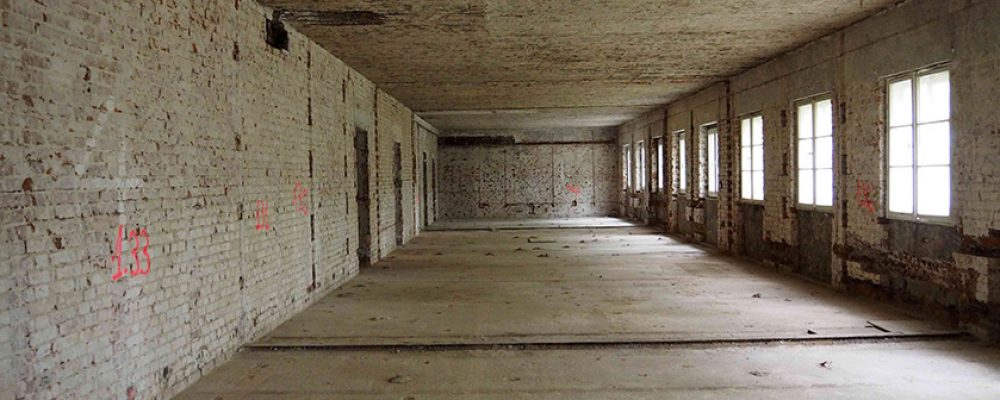 Kinderhaus im ehemaligen Offizierscasino