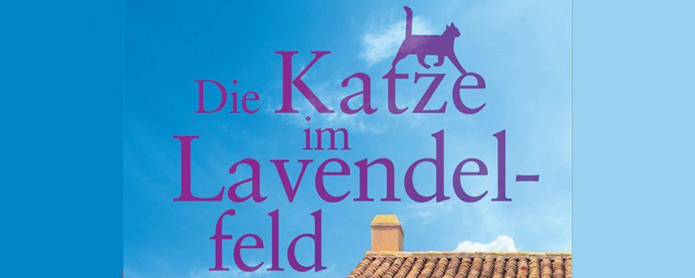 """Buchvorstellung und Lesung aus dem Roman """"Die Katze im Lavendelfeld"""","""