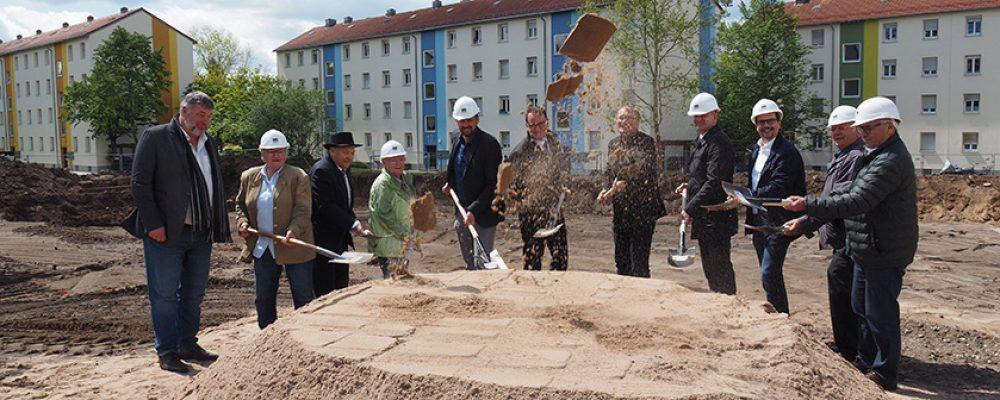 Stadtbau schafft neuen bezahlbaren Wohnraum in der Gereuth