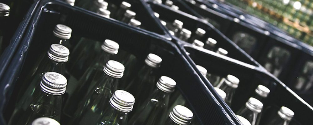Mehrwegflaschen für Klimaschutz und Arbeitsplätze in Bamberg