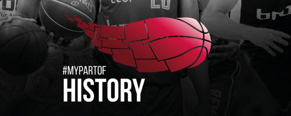 """""""My Part of History Tag"""": Die Mannschaften für das """"Game of Champions"""" stehen fest"""