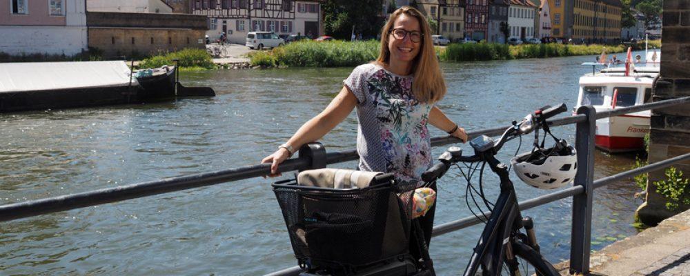 Stadt verleiht Radverkehr noch mehr Gewicht