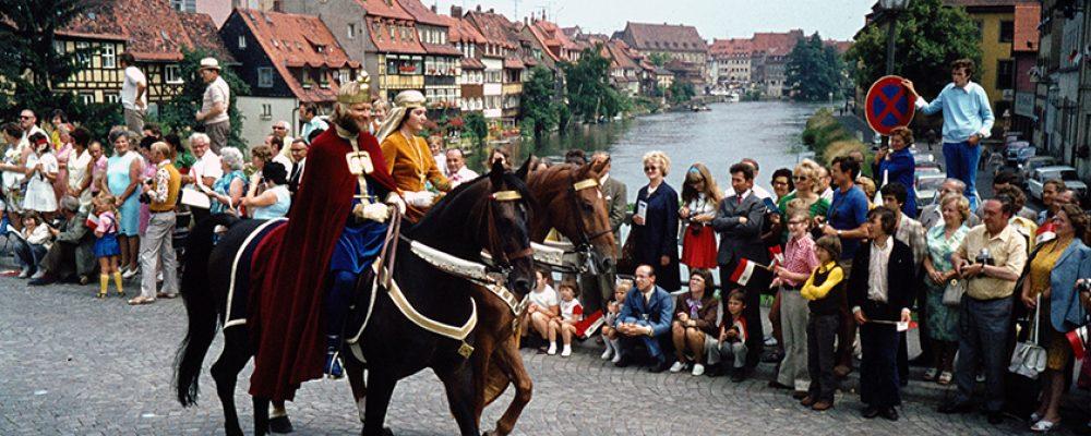 """""""Bamberg feiert! Feste – Jubiläen – Gedenktage"""""""