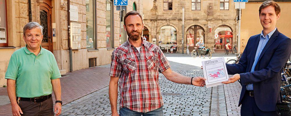Wie Bamberg sich zur Stadt entwickelt hat