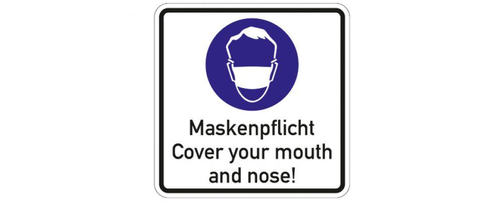 Maskenpflicht in Bamberg ausgeweitet