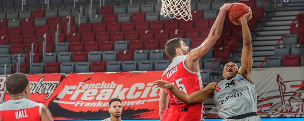 Double-Double-Kravish führt Bamberg zum Sieg