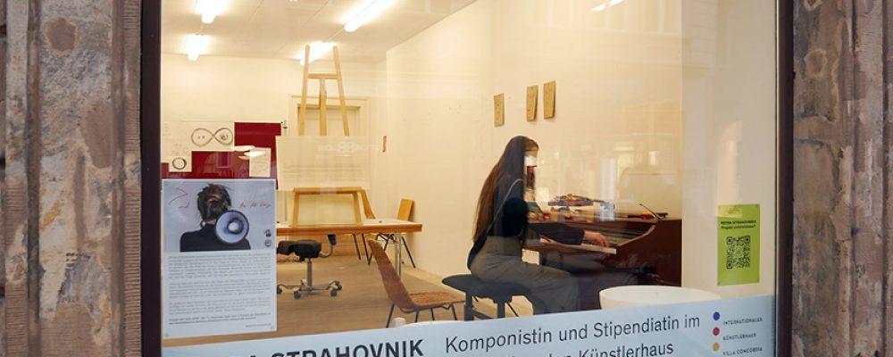 Komponistin live im Bürgerlabor