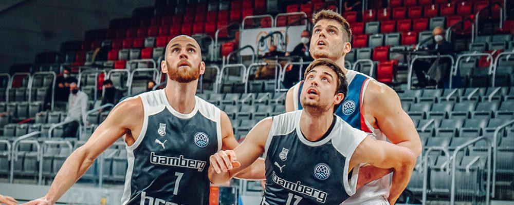 Brose Bamberg: Ungeschlagen in die BCL-Playoffs