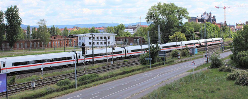 Bahnausbau: Auslegungsfrist bis 31. März verlängert!