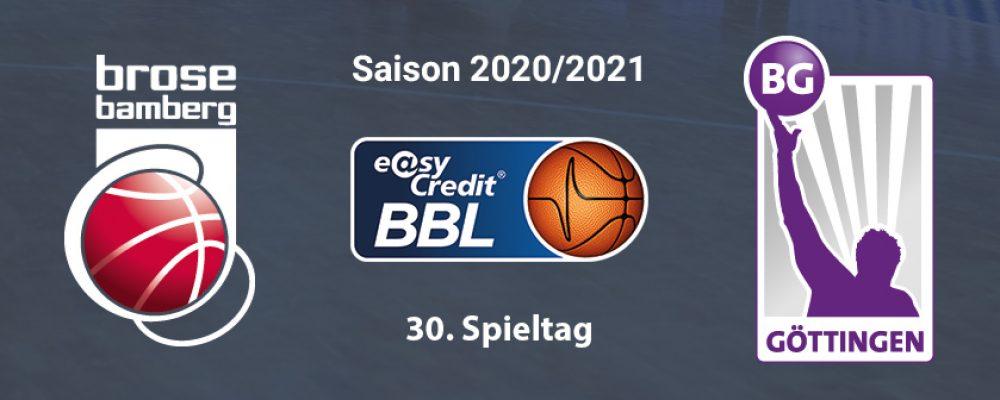 Brose Bamberg: Einstimmen für die Playoffs