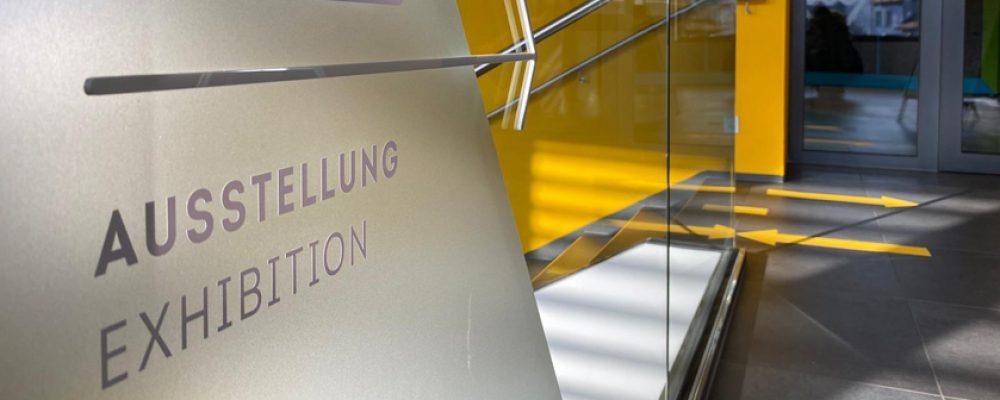 Welterbe-Besucherzentrum öffnet am 12. Mai wieder