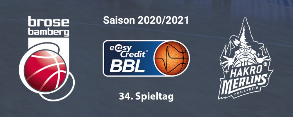 Brose Bamberg: Hauptrundenabschluss gegen Crailsheim