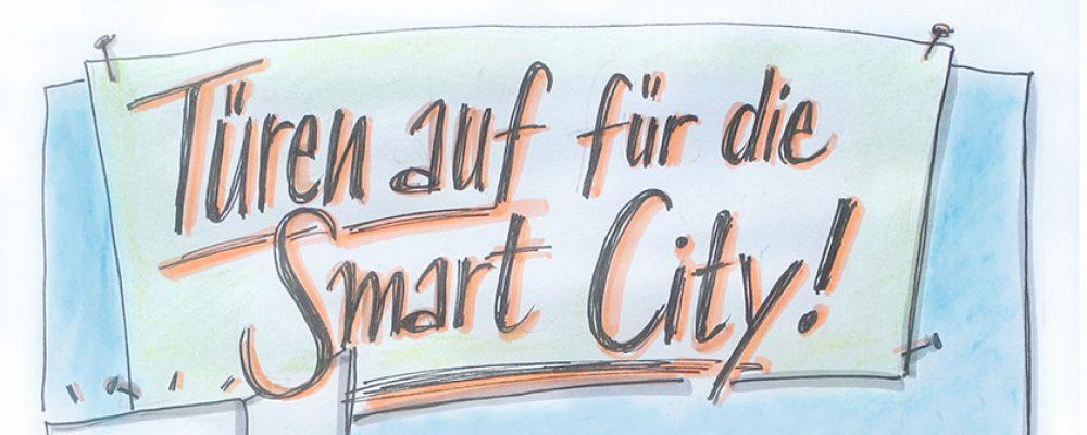 Türen auf für die Smart City Bamberg