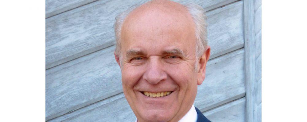 Über Jahrzehnte engagierte sich Herbert Lauer für seine Heimatstadt